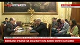 27/03/2013 - 2- Consultazioni Bersani - M5S. Parlano Crimi e Lombardi