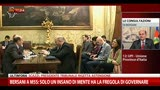 27/03/2013 - Consultazioni, Bersani: non esiste ipotesi di governissimo