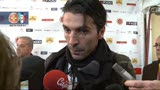 27/03/2013 - Buffon: &quot;La classifica  buona, ce lo stiamo meritando&quot;