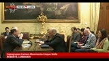 27/03/2013 - Crimi: M5S non pu dare la fiducia in bianco