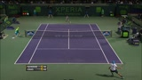 27/03/2013 - Miami, impresa di Haas: battuto Djokovic