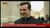 In Piazza San Pietro la prima udienza di Papa Francesco