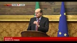 27/03/2013 - Bersani, dopo No dei 5 stelle resta dialogo con centrodestra