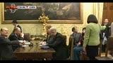 27/03/2013 - Grillo-Bersani, scontro sulla responsabilità