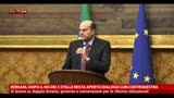 27/03/2013 - Bersani, dopo no M5S resta aperto dialogo con centrodestra