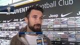 """28/03/2013 - Inter-Juve, Vucinic: """"Pensare partita per partita"""""""