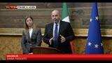 28/03/2013 - Governo, Grillo insiste: basta il parlamento, si può fare