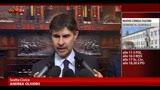 28/03/2013 - Oliviero: andare assolutamente verso inizio vero legislatura
