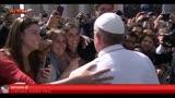 Pasqua, Papa Francesco visita detenuti di Casal del Marmo