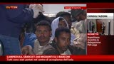29/03/2013 - Lampedusa, sbarcati 260 migranti su 3 barconi