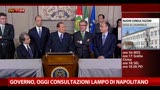 29/03/2013 - Berlusconi: non c'e stata nessuna richiesta su Quirinale