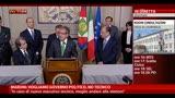 29/03/2013 - Maroni: vogliamo un governo politico, non tecnico