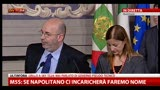 29/03/2013 - Lombardi corregge Crimi: &quot;Cittadina, non onorevole&quot;