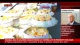 30/03/2013 - Pasqua, Nas di Salerno sequestrano 24 tonnellate di dolci