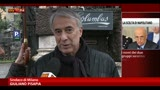 30/03/2013 - Jannacci, Pisapia: piange Milano, ma anche l'Italia intera