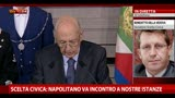 30/03/2013 - Scelta Napolitano: reazioni Scelta Civica,parla Della Vedova