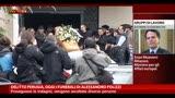 30/03/2013 - Delitto Perugia, oggi i funerali di Alessandro Polizzi