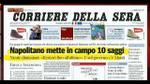 31/03/2013 - Rassegna stampa nazionale (31.03.2013)