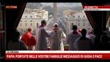 Pasqua, la benedizione Urbi et Orbi di Papa Francesco