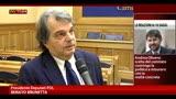 31/03/2013 - Brunetta: i saggi? Servono solo per perdere tempo