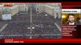 Papa: imploriamo pace per il medio oriente