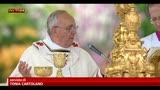 Pasqua, 250mila persone in piazza San Pietro