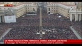 Prima Pasqua di Papa Francesco, 250mila in Piazza San Pietro