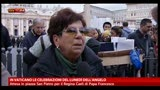 Vaticano, lunedì dell'Angelo: interviste in piazza