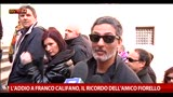 01/04/2013 - L'addio a Franco Califano, il ricordo dell'amico Fiorello
