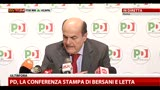 02/04/2013 - Bersani, il Pd ha lavorato pensando al paese