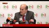 02/04/2013 - Bersani: governissimo sarebbe risposta sbagliata