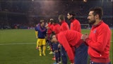 Psg-Barcellona 2-2