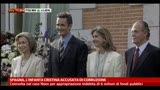04/04/2013 - Spagna, l'Infanta Cristina accusata di corruzione