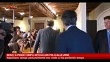 05/04/2013 - Renzi: si perde tempo, intesa con PDL o alle urne