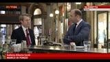 05/04/2013 - Della Vedova: il lavoro dei saggi non è perdita di tempo