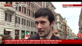 05/04/2013 - I parlamentari del M5S si preparano ad incontrare Grillo