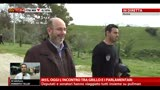 05/04/2013 - M5S, immagini dall'incontro tra Grillo e i parlamentari