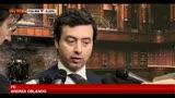05/04/2013 - Orlando, Berlusconi deve capire: no a un governo con PDL