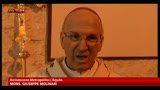 06/04/2013 - L'Aquila, Mons.Molinari:&quot;Facciamo risorgere la nostra citt&quot;