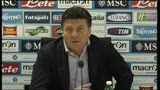 06/04/2013 - Napoli, Mazzarri: &quot;Ora due match decisivi per la Champions&quot;