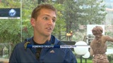 Castel Debole, intervista a Criscito