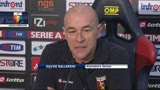 06/04/2013 - Genoa, Ballardini pronto alla trasferta di Napoli