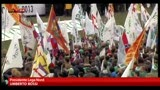 07/04/2013 - Bossi a Pontida: chi dice che tutto va bene, sbaglia