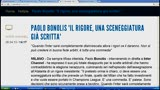 08/04/2013 - Inter, Bonolis: &quot;Il rigore, una sceneggiatura gia scritta&quot;