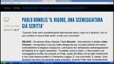 """08/04/2013 - Inter, Bonolis: """"Il rigore, una sceneggiatura già scritta"""""""