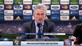 "09/04/2013 - Heynckes: ""Juve, grande team. Rende possibile l'impossibile"""