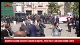 10/04/2013 - Manifestazione davanti comune di Napoli contro la ZTL