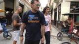 Bobo e Marco i re del ballo a Cuba: ballerini di strada