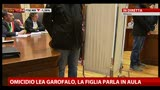 12/04/2013 - Parla la figlia di Lea Garofalo in aula