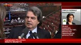 12/04/2013 - Brunetta: Quirinale e governo di larghe intese o voto subito